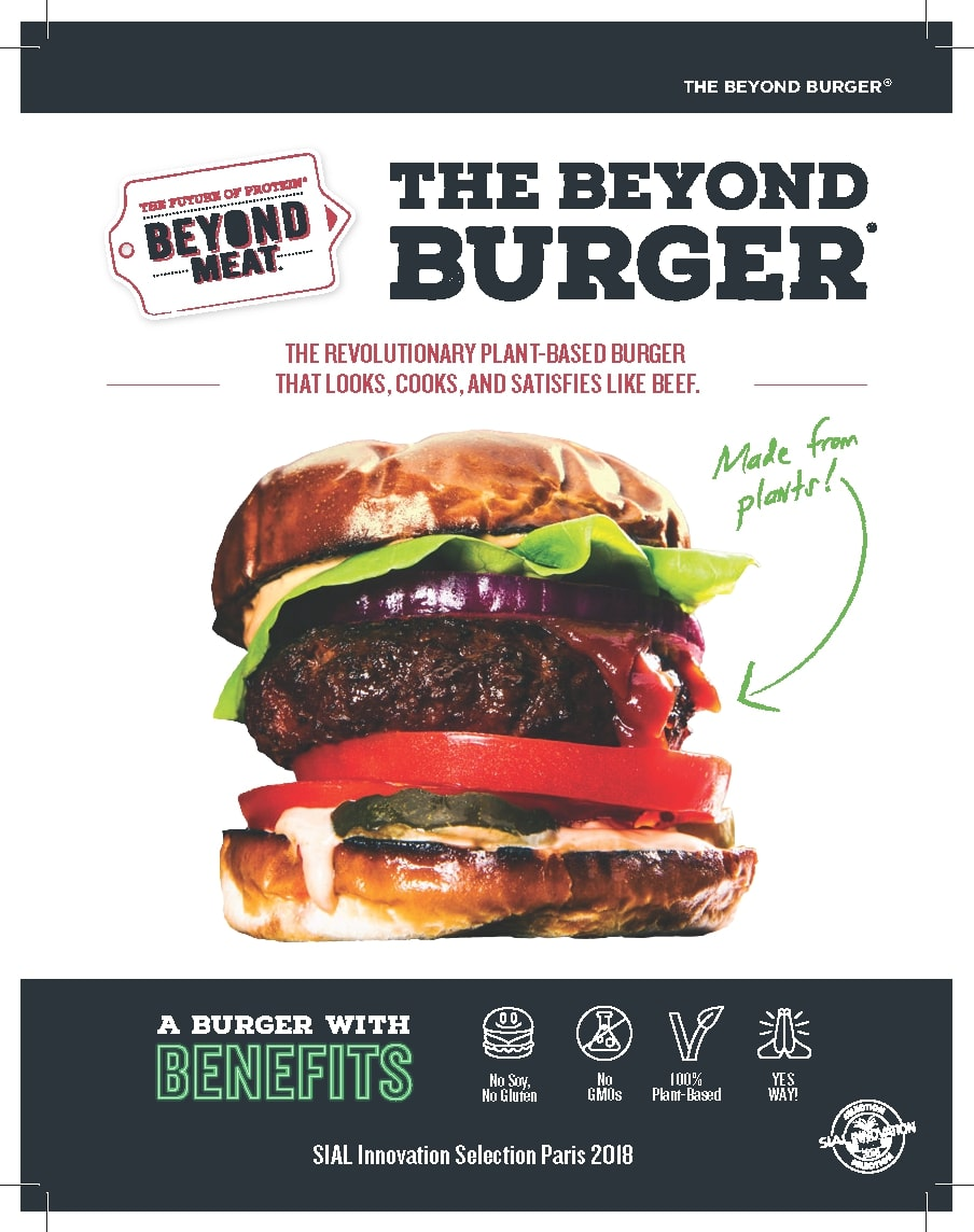 Beyond Meat Greece | ΑΡΓΥΡΙΟΥ | Zandbergen World's Finest Meat